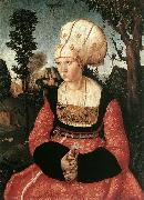 CRANACH, Lucas the Elder Portrait of Anna Cuspinian dfg oil painting picture wholesale