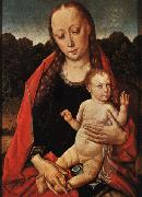 Dieric Bouts The Virgin and Child Sweden oil painting reproduction