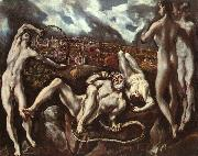 El Greco Laocoon 1 USA oil painting reproduction