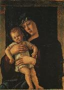 Giovanni Bellini Greek Madonna Sweden oil painting reproduction