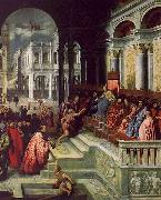 Paris Bordone Presentation of the Ring to the Doges of Venice Sweden oil painting reproduction