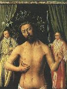 Petrus Christus The Man of Sorrows Sweden oil painting reproduction
