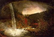 Thomas Cole Kaaterskill Falls s Sweden oil painting reproduction