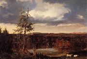 Thomas Cole Landscape 325 Sweden oil painting reproduction