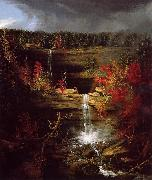 Thomas Cole Falls of Kaaterskill Sweden oil painting reproduction