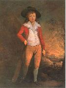 Thomas Gainsborough Ritratto di Giovane oil painting picture wholesale
