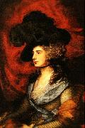 Thomas Mrs Siddons oil painting picture wholesale
