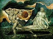 William Blake The Body of Abel Found by Adam and Eve Sweden oil painting reproduction