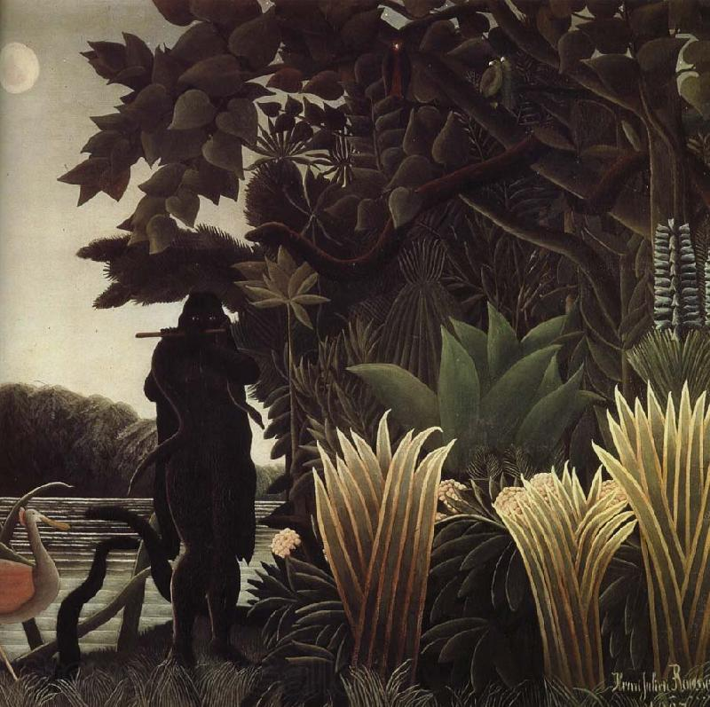 Henri Rousseau paintings prints reproductions