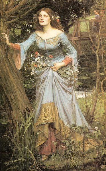 Ophelia John William W...